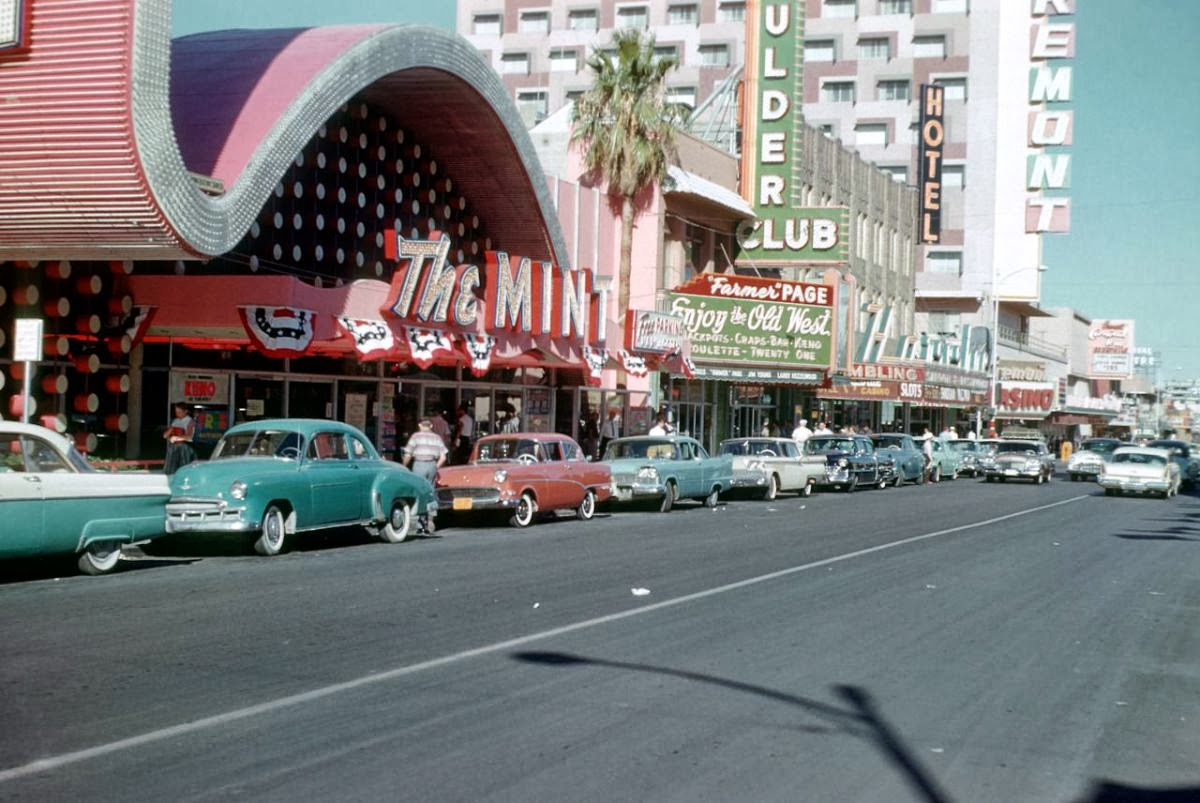 Las Vegas of 1959 (1)