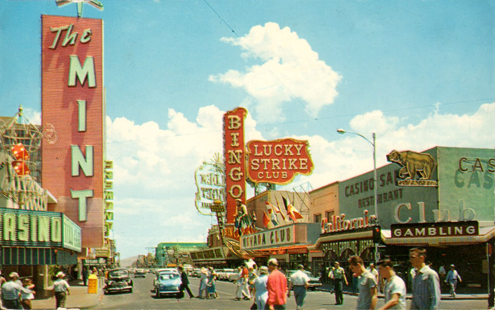 Vintage Photos of Las Vegas in the 1950s and 1960s (1)