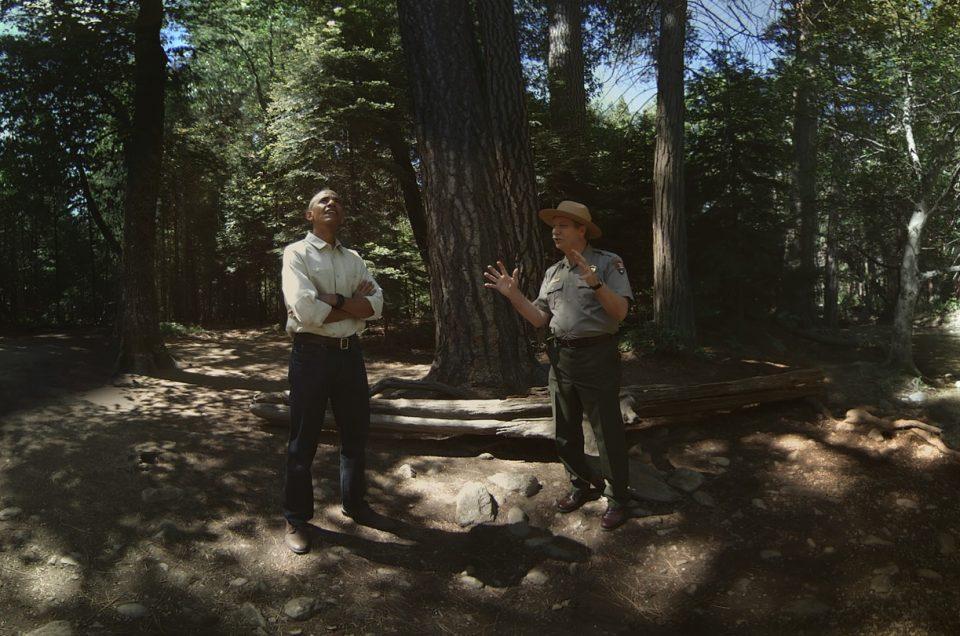 Yosemite in VR