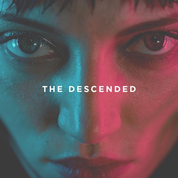 Descended